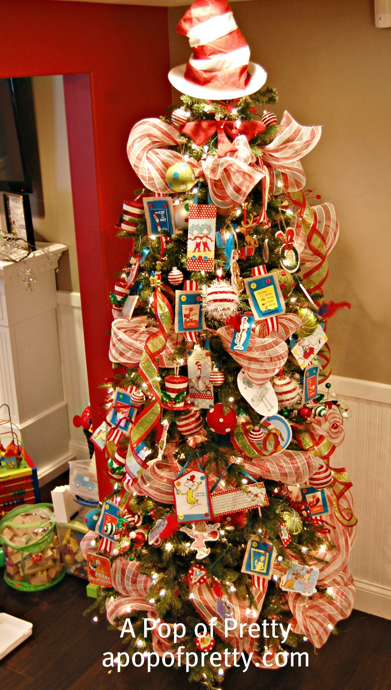 Christmas Tree Ideas Archives Page 2 Of 2 A Pop Of Pretty Blog