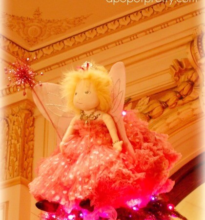 "Betsey Johnson's ""Eloise"" Christmas Tree (at The Plaza, NYC)"