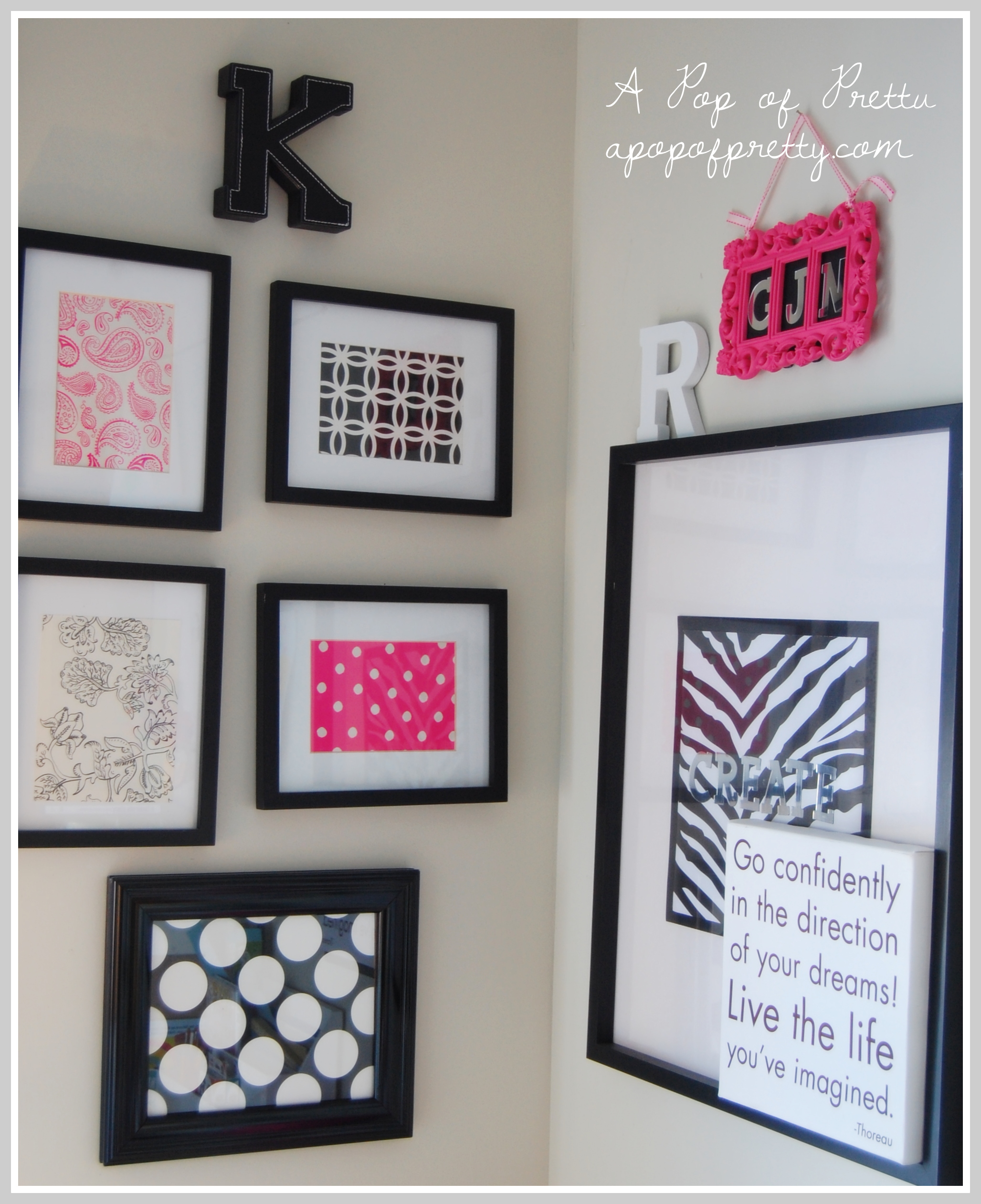 Lovely  diy art ideas How to create artwork yourself without being an artist
