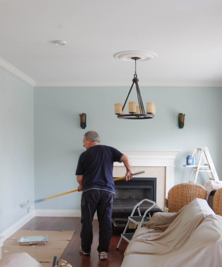 Woodlawn Blue Benjamin Moore