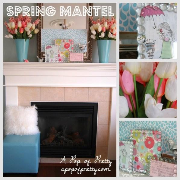 SpringMantelPicnik collage