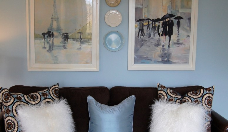 Love the Art, but Hate the Frame?  How to change it: in 2 easy steps!