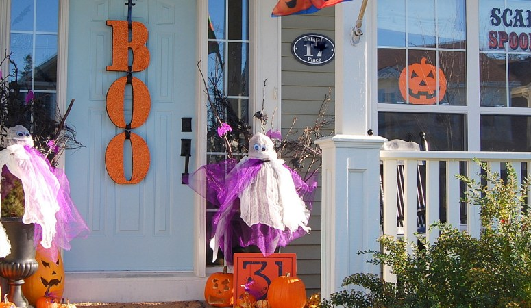 Kid-Friendly Halloween Decorating Ideas