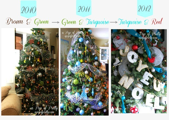 Christmas Tree Decorating Ideas How To Change Your Color Scheme