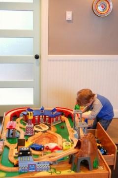 Kidcraft train track