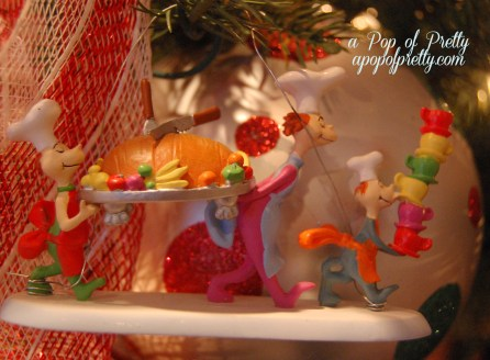Whoville Christmas decorations