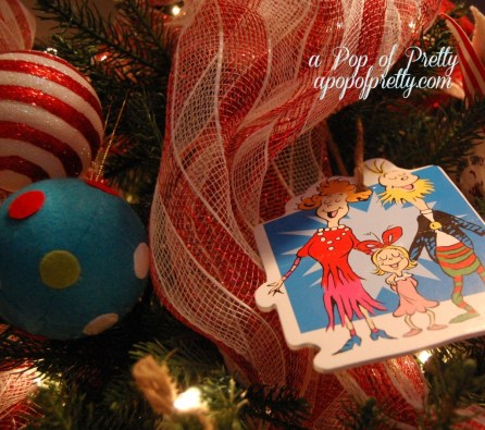 dr seuss christmas tree decor