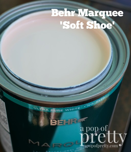Behr Marquee Soft Shoe