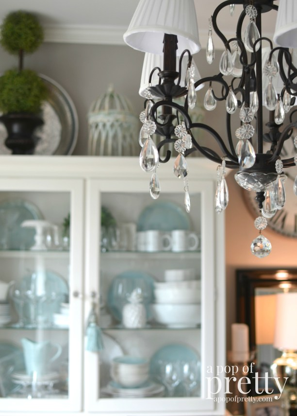 Canadian Bloggers Home Tour Dining Room 2