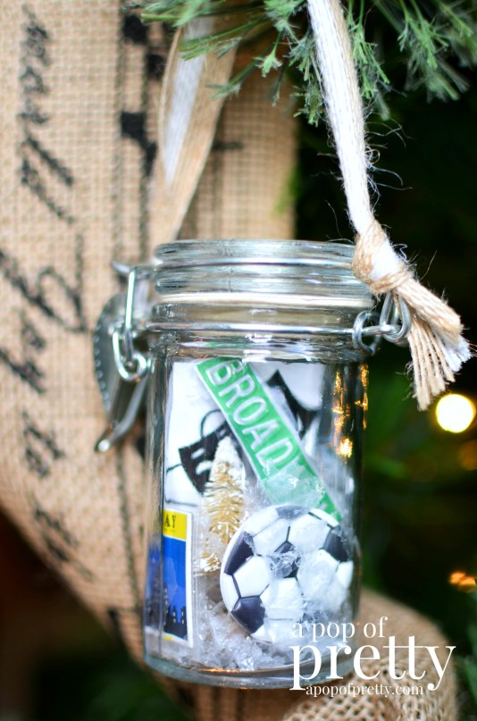 DIY Personalized Christmas Ornaments Spice Jars 3