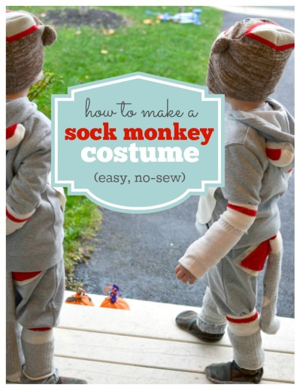 Halloween-costume-ideas-sock-monkey-pinit
