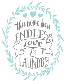 Endless Love and Laundry