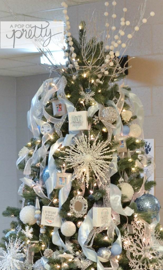 Disney Frozen Christmas Tree ideas topper