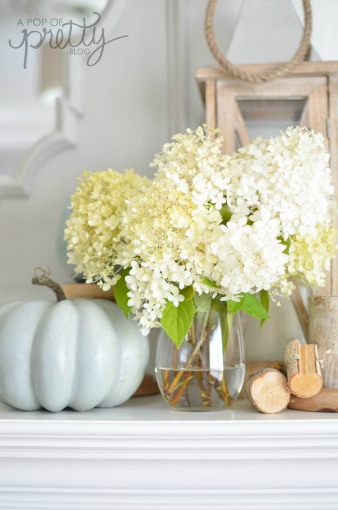 Fall decor ideas Canadian bloggers