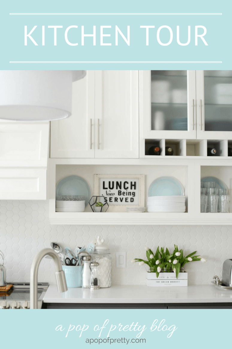 Spring Home Tour: Our Recent Kitchen Renovation