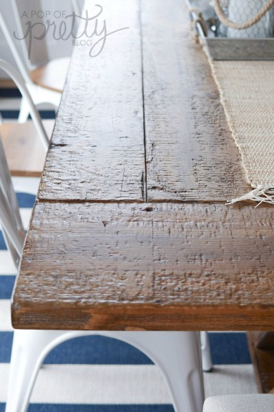 trestle dining table sources