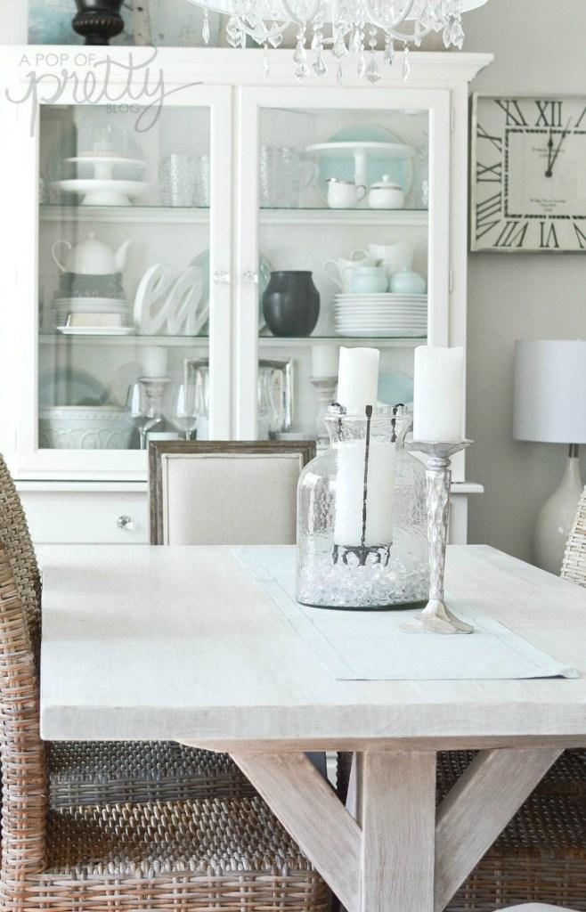 trestle dining table farmhouse table