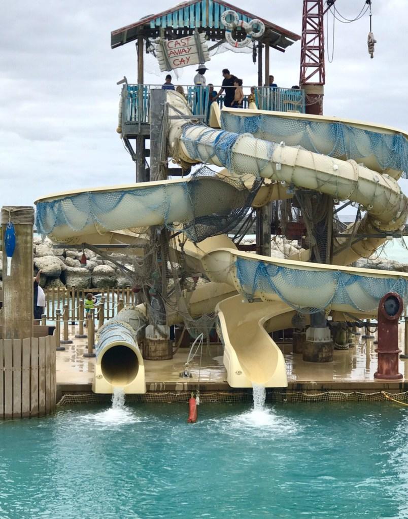 Pelican Plunge Castaway Cay