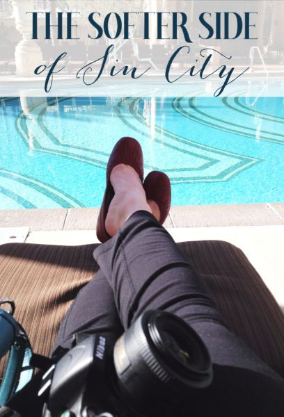 Our Las Vegas trip - the softer side of Sin City
