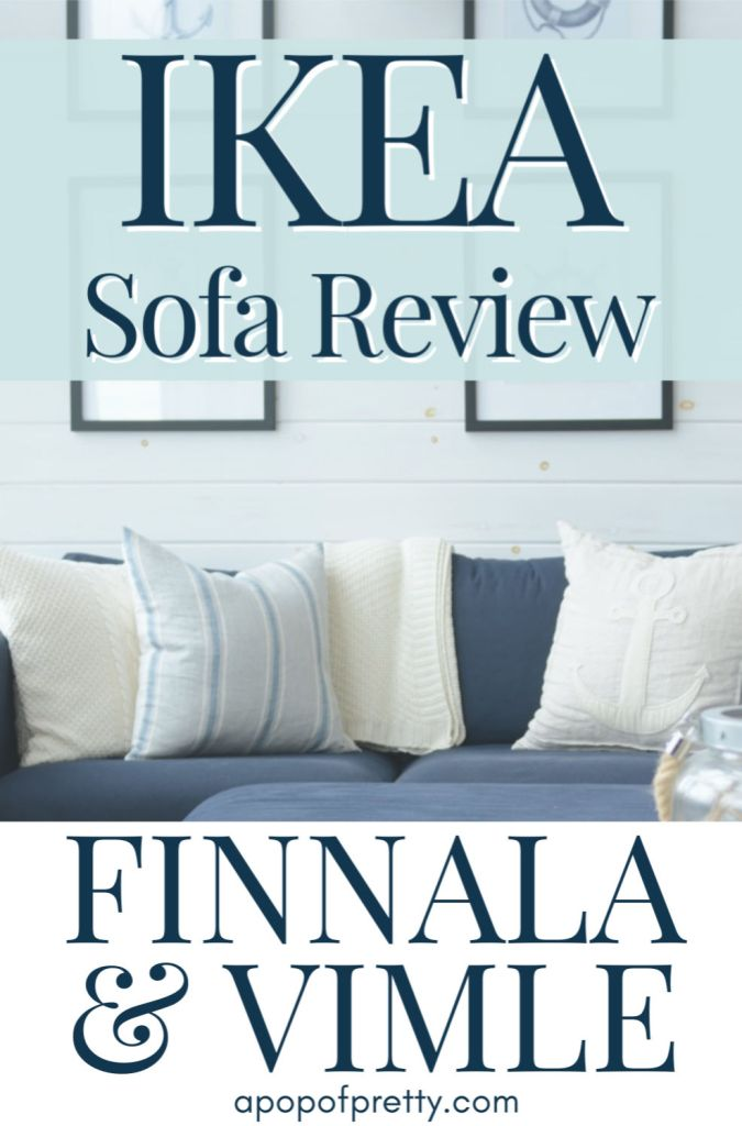 IKEA Finnala Vimle Sofa Review