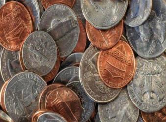 Κληρονόμησε 1,2 εκ. κέρματα – Χρειάστηκαν 6 μήνες μέτρημα!