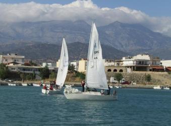 Oι νικητές του Πανελλήνιου Διασυλλογικού Αγώνα Σκαφών J24 στο Κ. Πύργο
