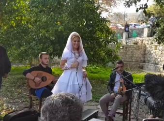 Παντρεύτηκε ο Ζαχαρίας Κεφαλογιάννης – Η αφιέρωση της νύφης στο σύζυγο της (βίντεο)
