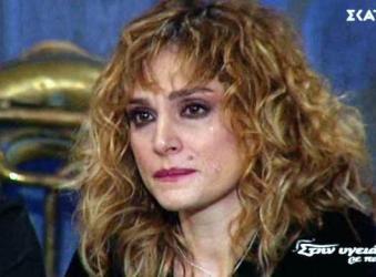 Ελεονώρα Ζουγανέλη: Δεν κατάφερε να συγκρατήσει τα δάκρυά της στο «Στην υγειά μας»!