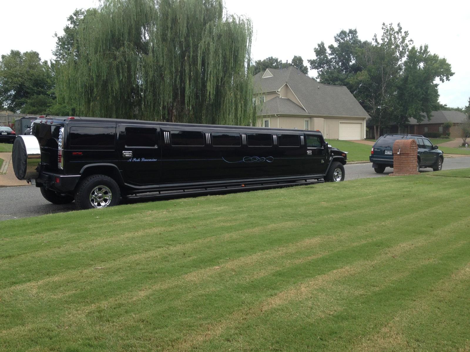 Hummer limo Memphis Limousine Service