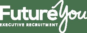 FutureYou logo white - Case Study - FutureYou