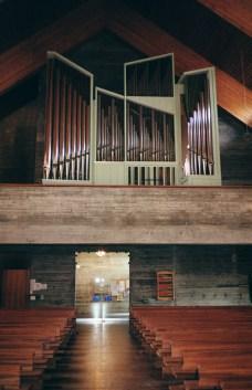 """Katholische Kirche """"Zur hl. Dreieinigkeit"""", © Klas Lorenz"""