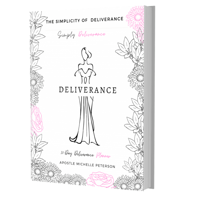 Simply Deliverance Planner Collections
