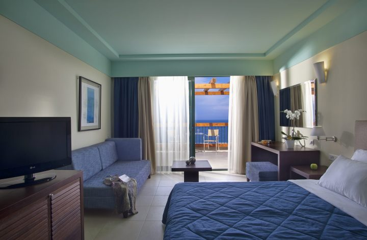 Superior Room με θέα στη θάλασσα