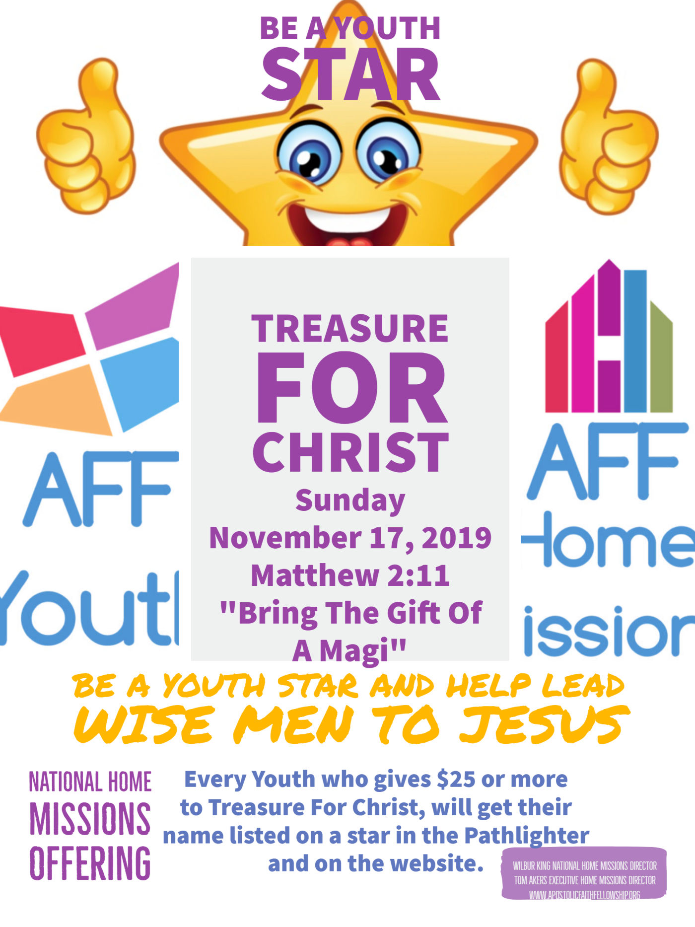 Aff Home Missions