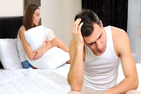 sebab gejala dan pengobatan penyakit disfungsi ereksi