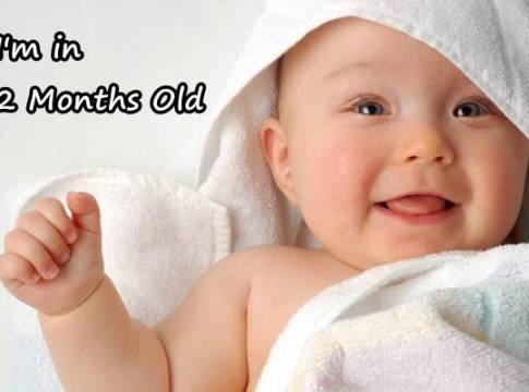 bayi umur 2 bulan ciri-ciri anak yang sehat normal