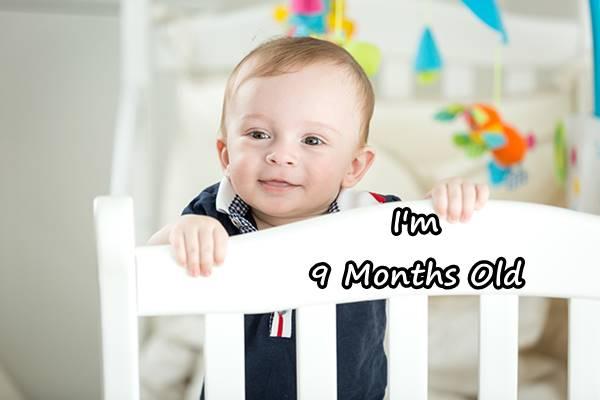 perkembangan bayi umur 9 bulan yang sehat dan normal
