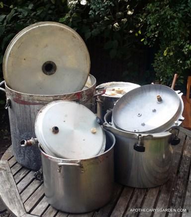 DIY Distillation-Home made Pot Still
