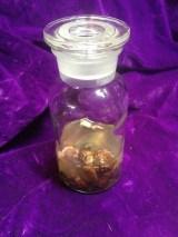 Tincture of Stinkhorn Mushroom- for perfume use-2013