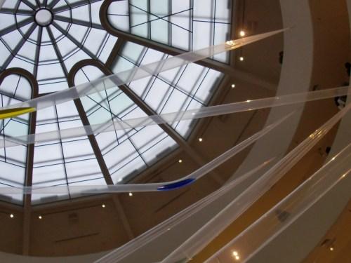 Gutai at the Guggenheim.