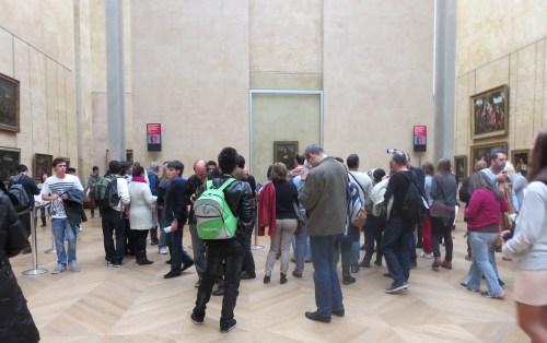 Mona Lisa scrum