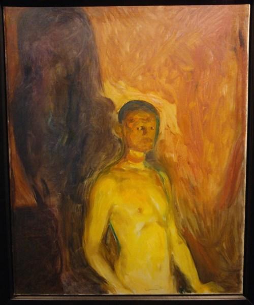 Munch in Hell