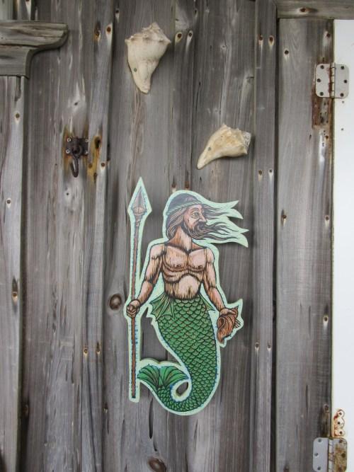 Merman by Neil Stavley