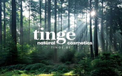 TINGE: de natuur op je huid.
