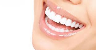 stralend witte tanden