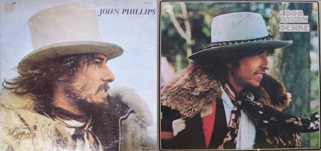john phillips bob dylan