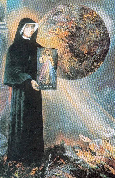 La MISERICORDE DIVINE Soeur Faustine