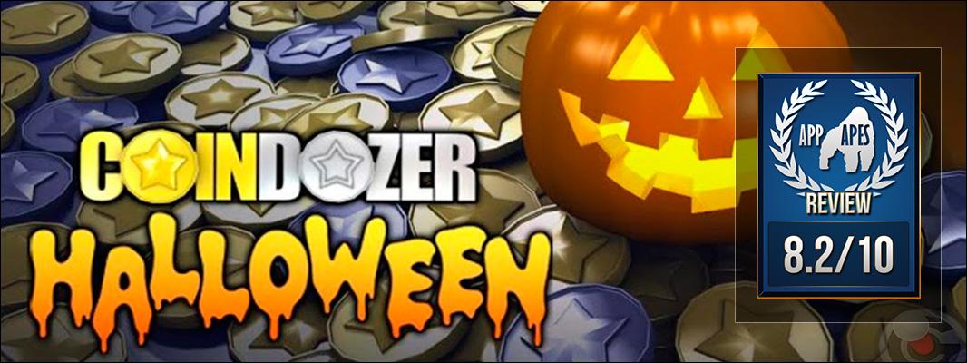 Coin Dozer: Halloween