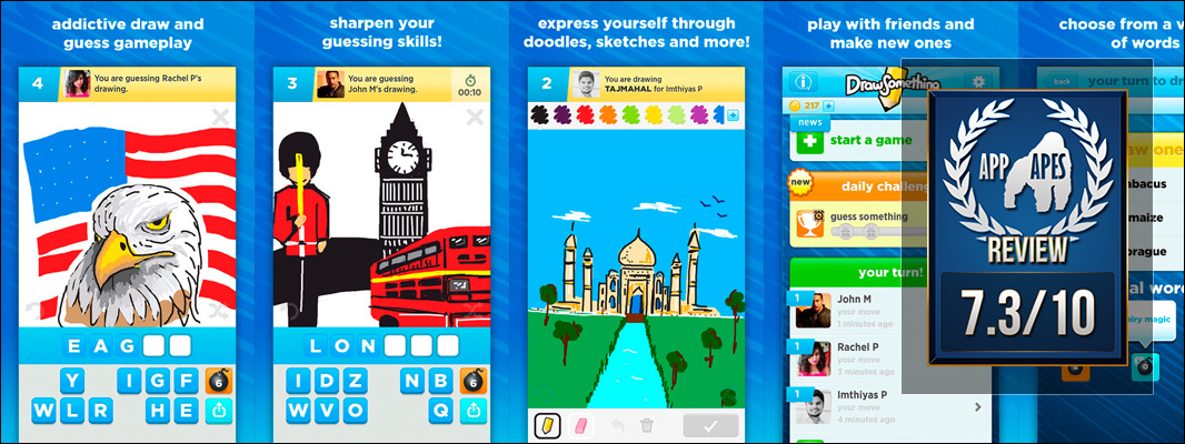 Draw Something Review