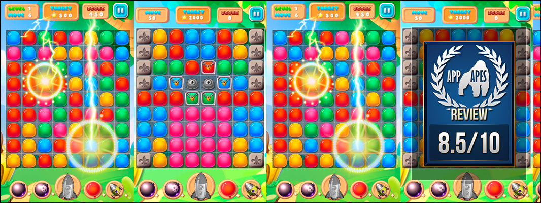 Jelly Frenzy Review